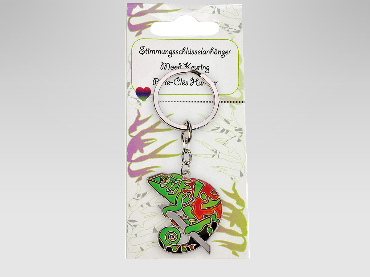 chameleon-mood-key-ring