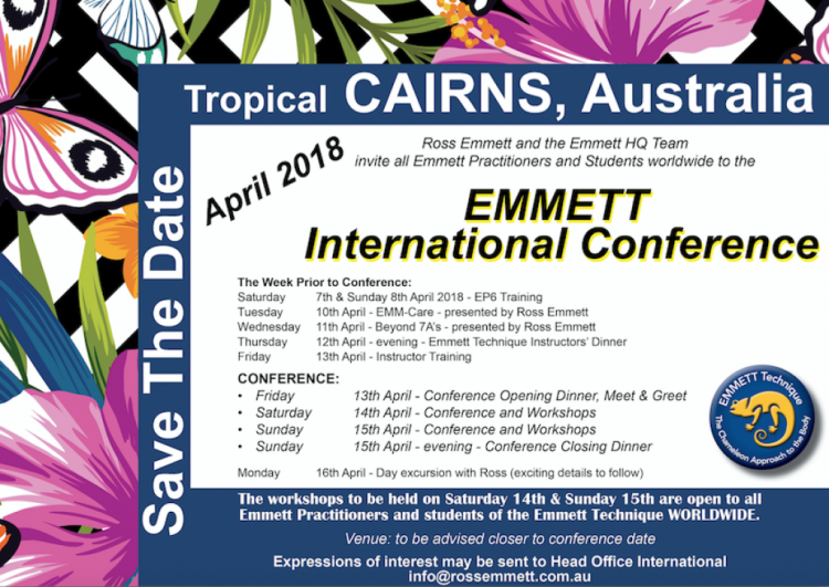 EMMETT International Conference - 2018